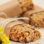 No-Bake Chocolate Oatmeal Dandelion Bars