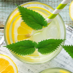Upgrade Your Lemonade: Nettle-ade