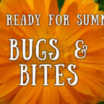 Get Ready for Summer: Bugs & Bites