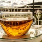 Tangy Tension Tamer Sun Tea