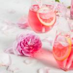 Rose Cocktails (x 2)