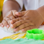 Herbal Activity for Kids: Herbal Playdough