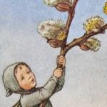 Willow-Catkin Fairy