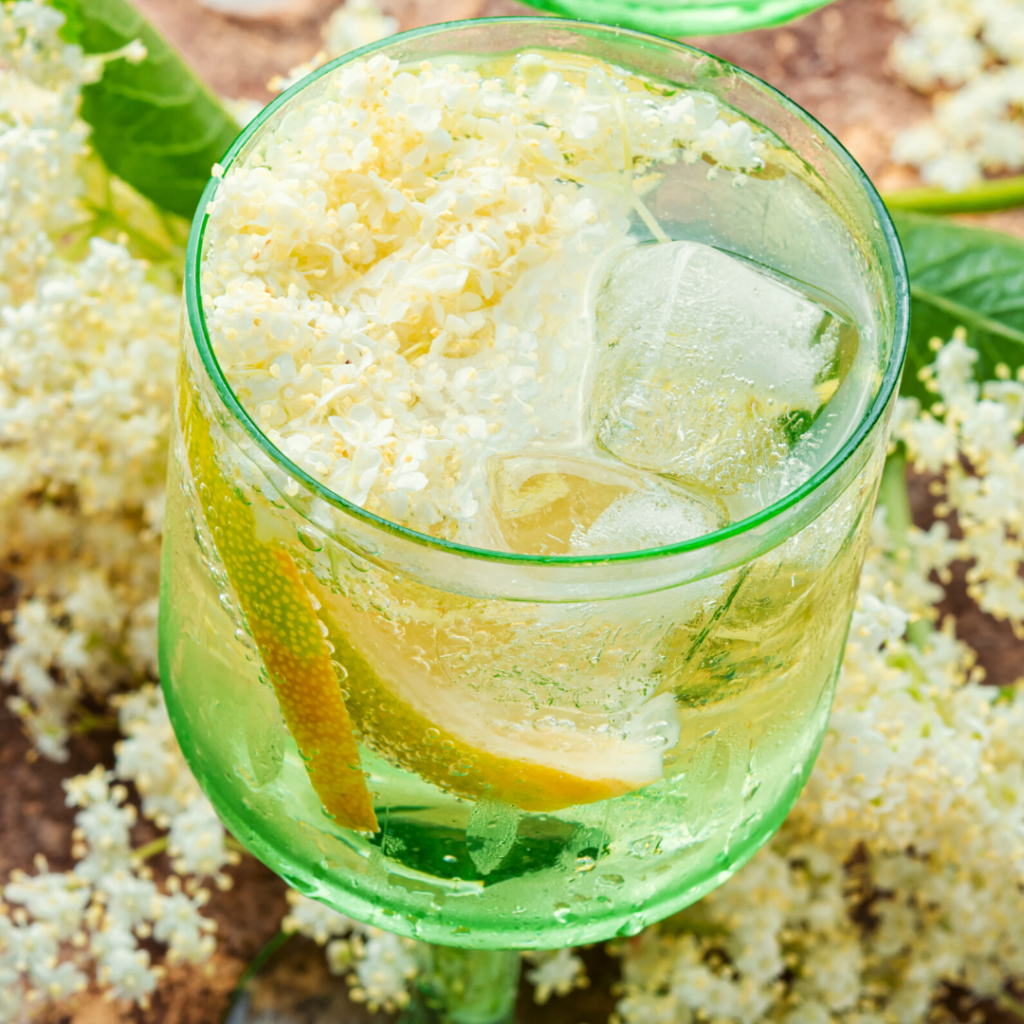 Monica's Elderflower Margarita