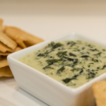 Spinach Dip with Lambsquarters