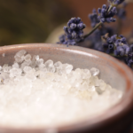 Making a Relaxing Herbal Bath Salt