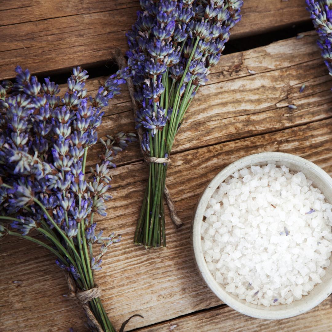 Relaxing Herbal Bath Salt